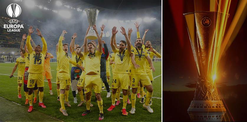 Villarreal - Manchester United EL finale