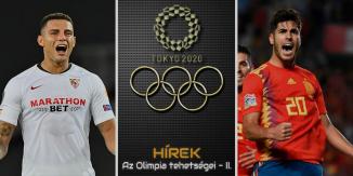Az Olimpia legjobb játékosai - II. rész