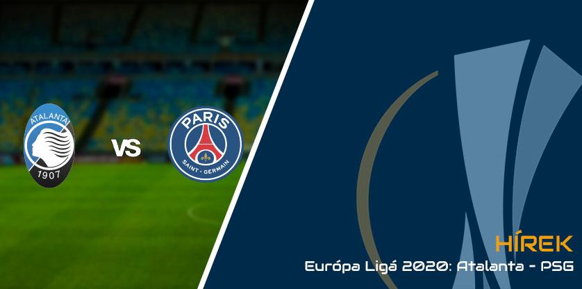 Európa Ligá 2020: Atalanta – PSG: 1-2
