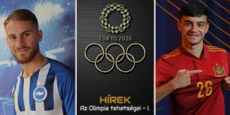 Az Olimpia legjobb játékosai - I. rész