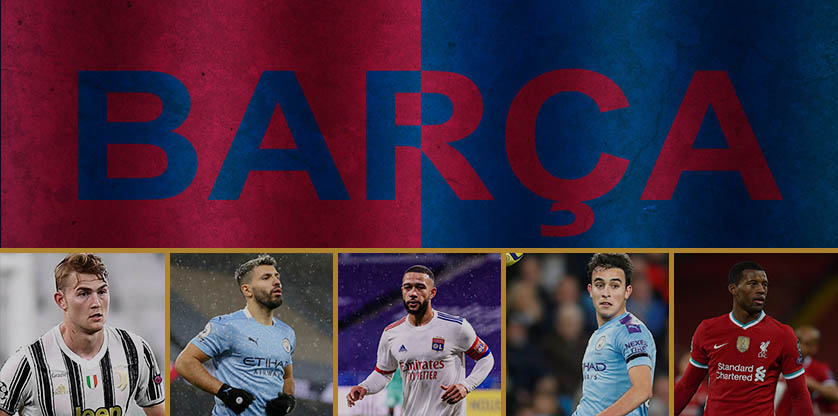 Barca potential signings