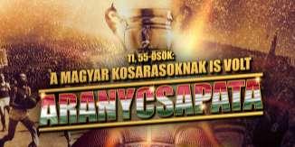 a magyar kosarasoknak is volt Aranycsapata
