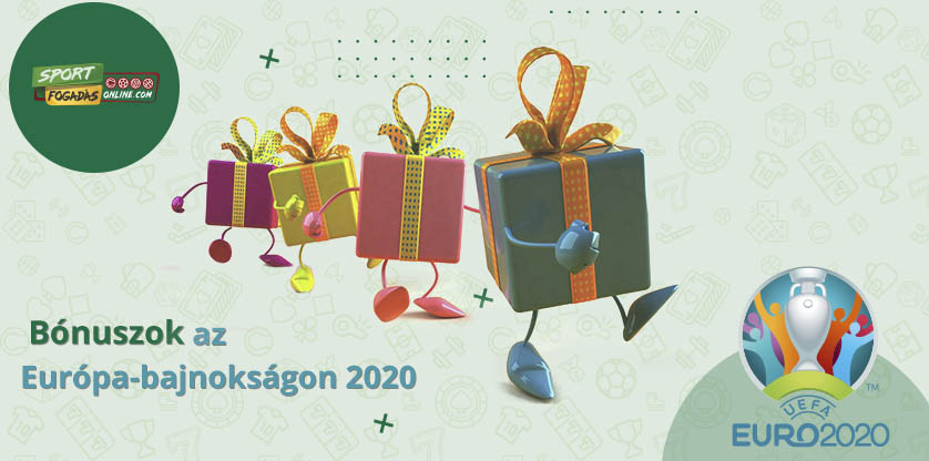 2021.06.10. - Bónuszok az Európa-bajnokságon 2020