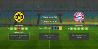 Foci Tippek: Borussia Dortmund – Bayern München 2020. május 26. - Bundesliga