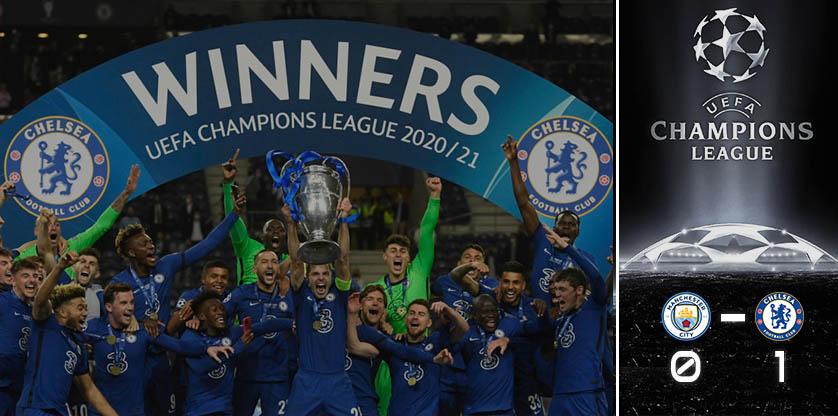 Champions League Final - Summary