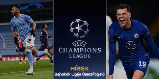 Champions League Semi Finals - Second Round