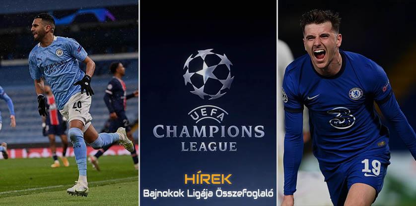 Champions League Semi Finals - Second Round
