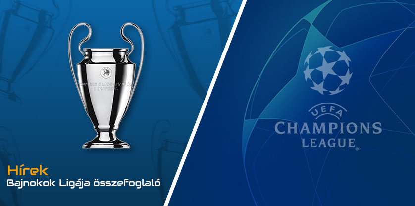 Champions League Summary