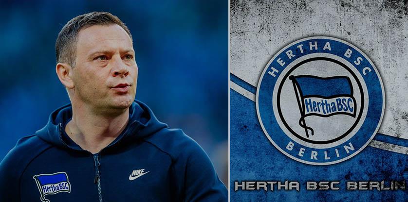 Pal Dardai remains the Hertha BSC's coach