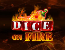 Dice on Fire slots