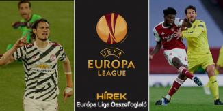 Europa League Semi Finals - Second Round