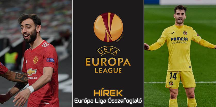 Europa League Semi Finals - First Round