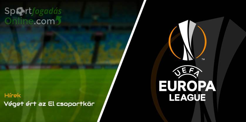 Europa League Summary