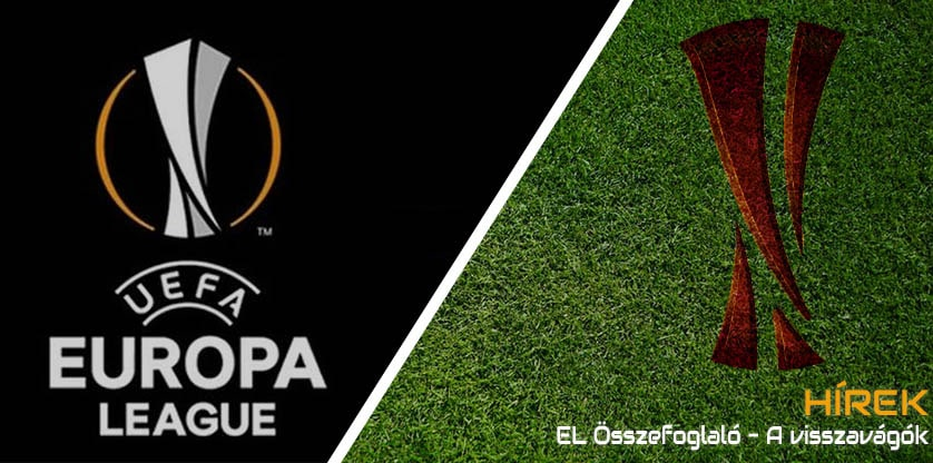 Europa League Summary - Second Matches