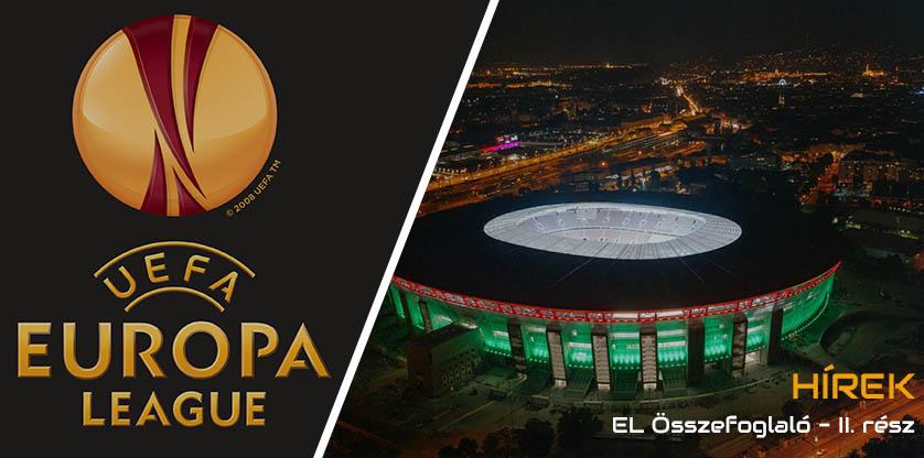 Europa League Summary - Part 2
