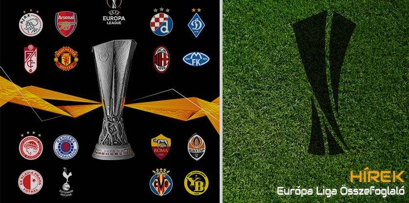 Europa League Summary - 03.14.