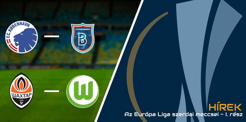 Az Európa Liga szerdai meccsei 2020.08. - I. rész