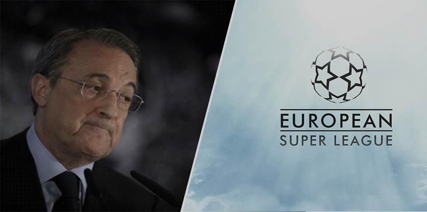 European Superleague ends