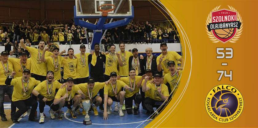 Falco won hungarian championship