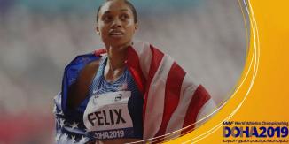 Felix megelőzte Boltot a 2019-es atlétikai világbajnokság