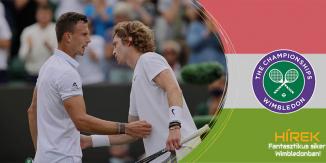 Fucsovics Marci negyeddöntős