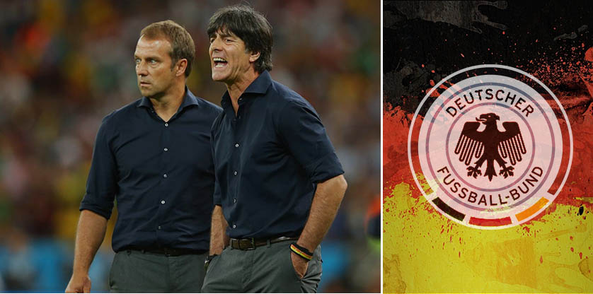 Hansi Flick is the new Germany manager