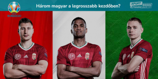 Három magyar a legrosszabb tizenegyben