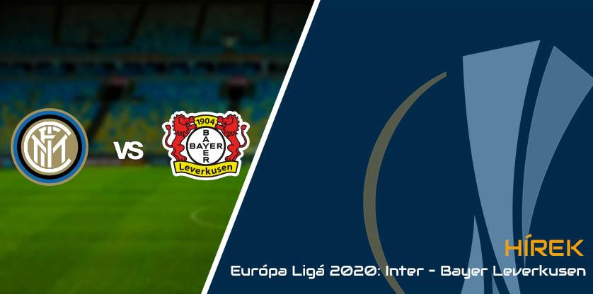 Európa Ligá 2020: Inter – Bayer Leverkusen (2-1)