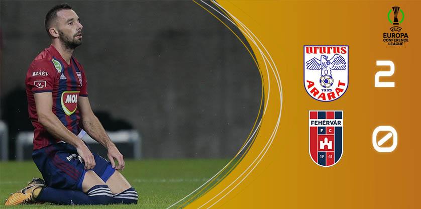 Kiesett a MOL Fehérvár FC