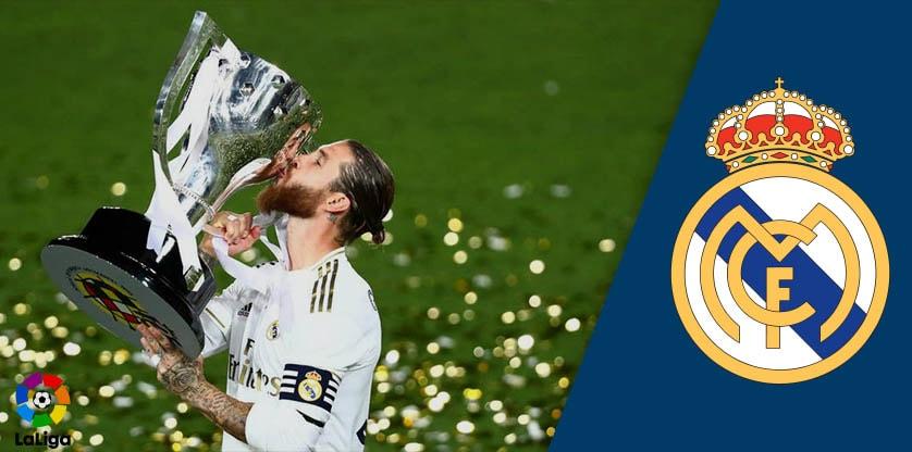 LaLiga 2020: Zsinórban 10 győzelem után bajnok a Real Madrid