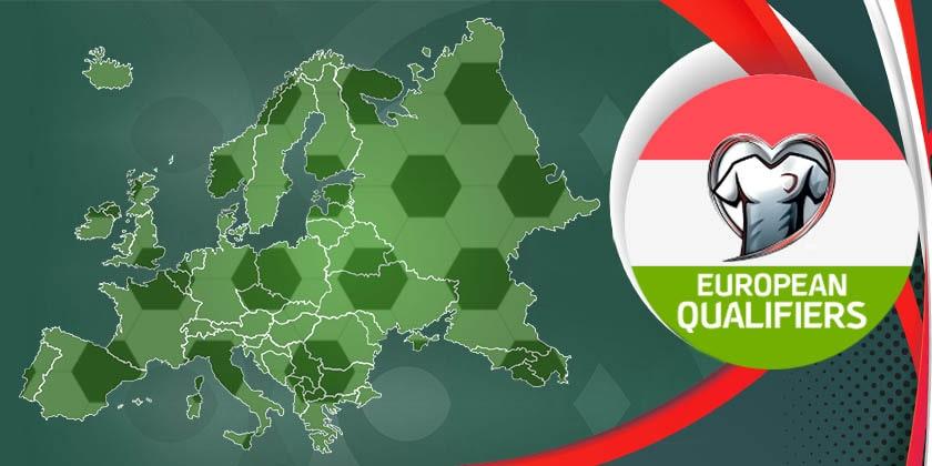 EB 2020 selejtezők magyar válogatott helyzete az E-jelű csoportban