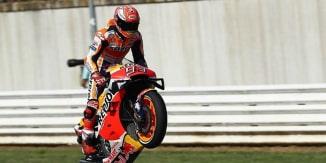 MotoGP Márquez nyeri a 2019-es San Marinó