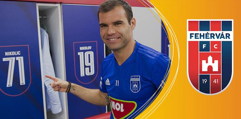 Nikolics Nemanja - MOL Fehérvár FC 2020