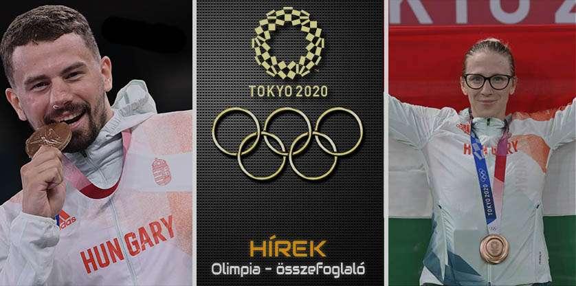 Kovács Sarolta és Hárspataki Gábor bronzérmet szerzett Tokióban!