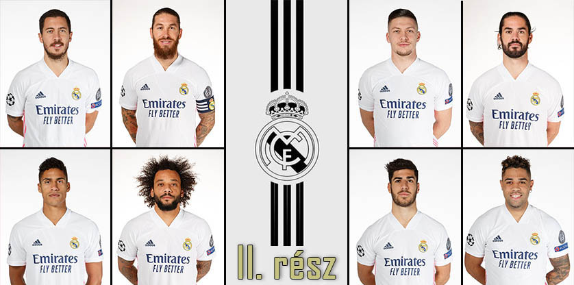Real Madrid - Possible Leavers