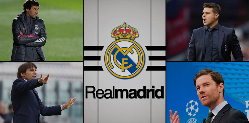 Real Madrid candidates