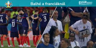 Botrány a francia válogatottnál