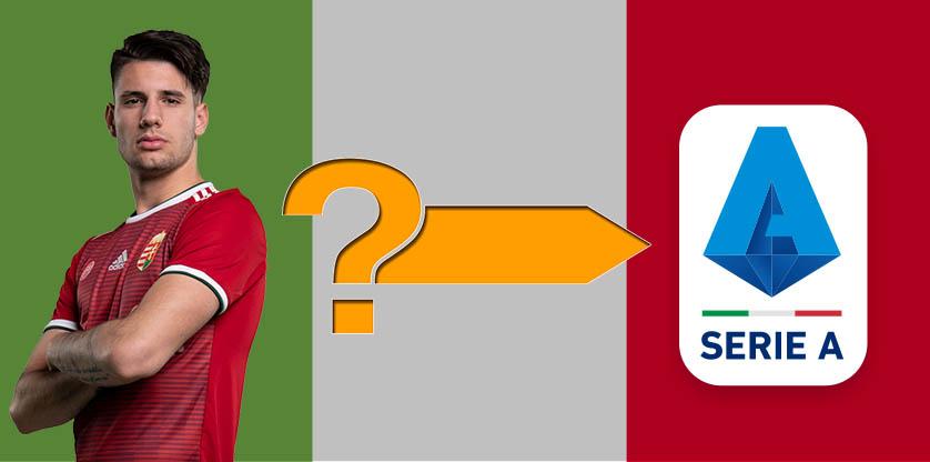 Újra magyar játékos szerepelhet a Serie A-ban
