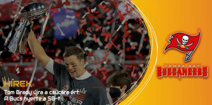 Tampa Bay won the 55. Super Bowl
