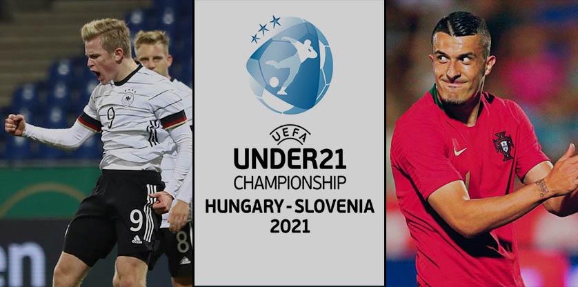 U21 EC quarter finals - part 1