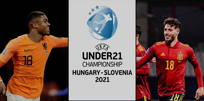 U21 EC quarter finals - part 2