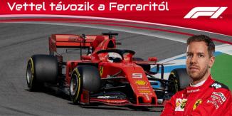 Vettel távozik a Ferraritól 2020
