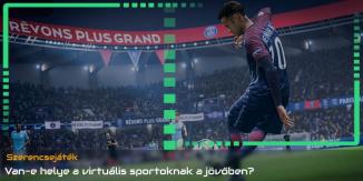 2020: Mi lesz a járvány után a virtuális sportok sorsa?
