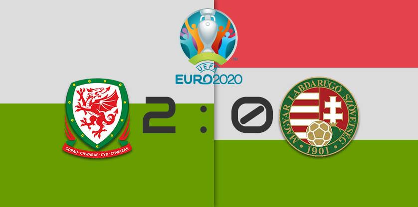 Magyarország Walesben játszott Európa-bajnoki selejtezőt - 2019.11.